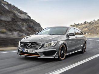 Daimler ruft einige Fahrzeuge des CLA Shooting-Brake (Bild) und der S-Klasse zurück. (Foto: Daimler-Benz)