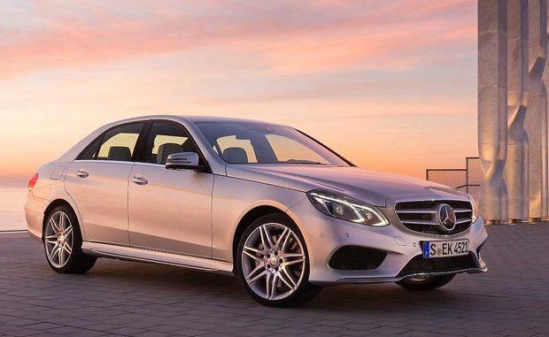 Gleich zehn Modellreihen ruft Mercedes in die Werkstätten, darunter auch die E-Klasse. (Foto: Mercedes-Benz)