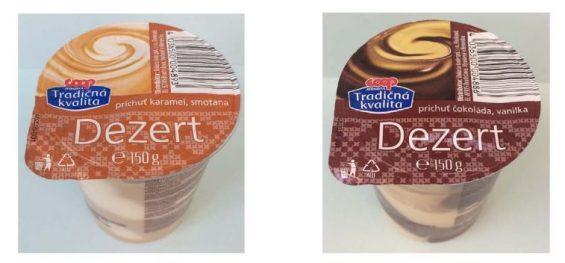 Zwei Puddings der Hausmarkte Coop werden zurückgerufen. (Foto: OMIRA Oberland-Milchverwertung GmbH)