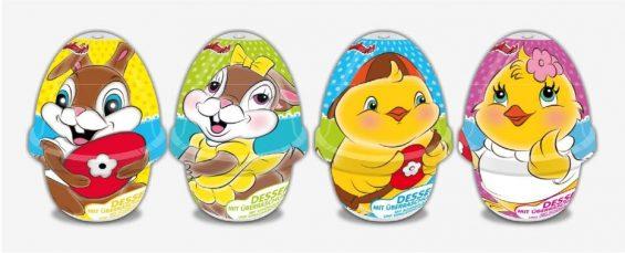 Auch diese Puddings für Kinder sind vom Rückruf betroffen. (Foto: OMIRA Oberland-Milchverwertung GmbH)