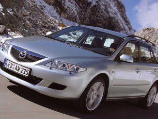 Mazda ruft in Deutschland 136.288 Fahrzeuge, wie den Mazda 6 (im Bild) wegen Airbagproblemen zurück. (Foto: Mazda)