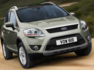Ford ruft in Deutschland 6.077 Kuga wegen mangelhafter Abdichtung der beheizten Waschdüsen zurück. (Foto: Ford)