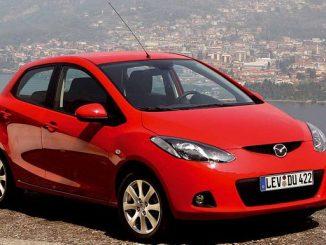 Der Mazda-Rückruf wegen eines Defekts der Sitzhöhenverstellung umfasst die Modelle 2 (Bild), 3 und 6. (Foto: Mazda)