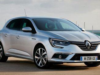 Renault ruft einige Megane wegen Problemen mit der Kupplung zurück. (Foto: Renault)