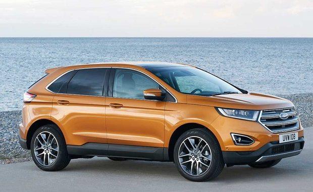 Eines der vom Rückruf betroffenen Modelle ist der Ford Edge. (Foto: Ford)