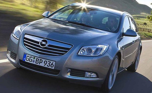 Opel ruft die Modellreihen Zafira C und Insignia A (im Bild) zurück in die Werkstätten. (Foto: Opel)