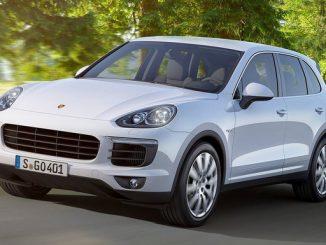 Das Bundesverkehrsministerium holt die Keule raus und ordnet einen Rückruf und ein Zulassungsverbot für den Porsche Cayenne 3-Liter Diesel an, der mit unzulässiger Abschaltvorrichtung täuscht. (Foto: Porsche)