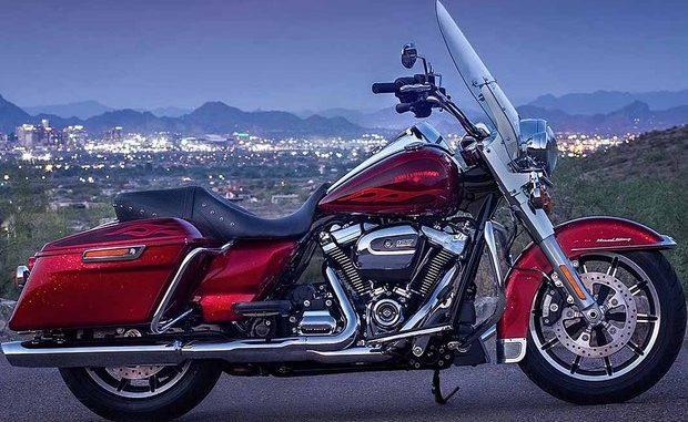 Eine falsch verbaute Schelle an der Ölleitung kann bei mehrene Harley-Davidson-Modellen zum plötzlichen Motorölverlust führen. (Foto: Harley-Davidson)