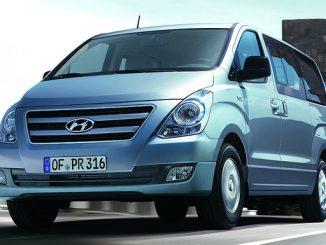 Eine Undichtigkeit der Kraftstoffleitung kann beim Hyundai Kleinbus H-1 einen Brand auslösen. (Foto: Hyundai)