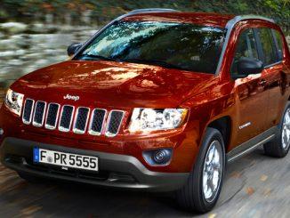 Auch beim Jeep Compass kann der Motor während der Fahrt ausgehen. (Foto: FCA Germany GmbH)