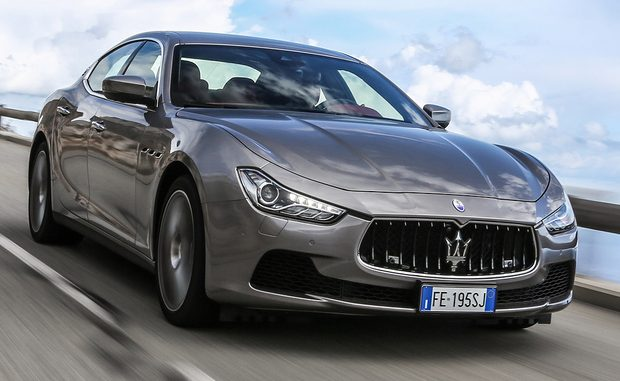 Die Maserati-Modelle Ghibli (Bild), Levante und Quattroporte müssen zurück in die Werkstatt. (Foto: Maserati)