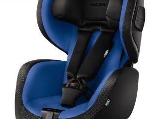 Der Kinderautositz Recaro Optia hatte sich im Test der Stiftung Warentest von der Isofix-Befestigung gelöst und war beim Testunfall durch das das Fahrzeug geflogen. (Foto: Recaro Child Safety)