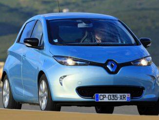 Beim Renault Zoe kann ggf. das Getriebe nicht in Parkstellung P verriegelt werden. (Foto: Renault)