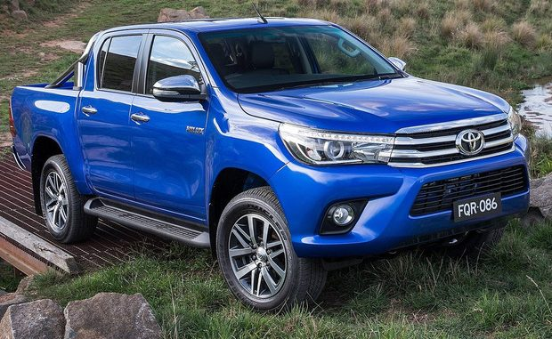 Aktuell läuft ein weltweiter Rückruf für den Toyota Hilux (Foto: Toyota)