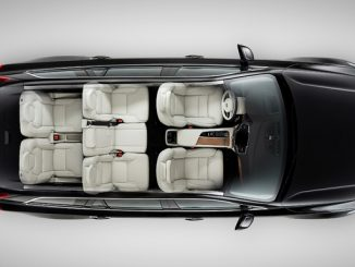 Volvo XC90: Gurt-Probleme in der dritten Sitzreihe. (Foto: Volvo)