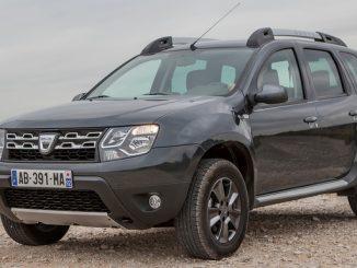 Beim Dacia Duster kann bei der Betätigung der Hupe der Fahrer-Airbag ungewollt auslösen. (Foto: Renault)