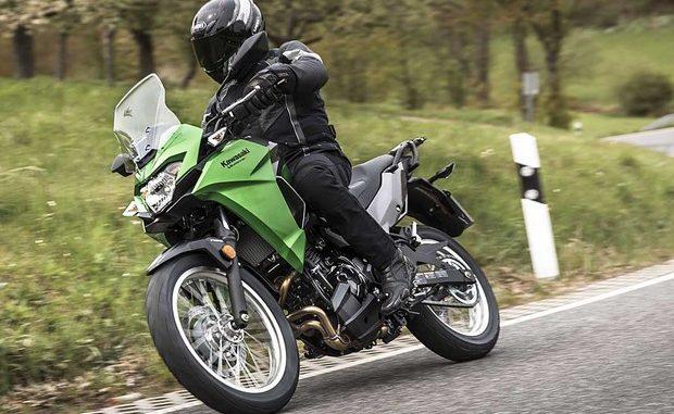 Kawasaki ruft sein Modell Versys-X-300 zurück. (Foto: Kawasaki)