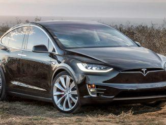 Das Model X von Tesla wird bereits zum zweiten Mal wegen nicht ausreichend gesicherter Sitze zurückgerufen. (Foto: Tesla)