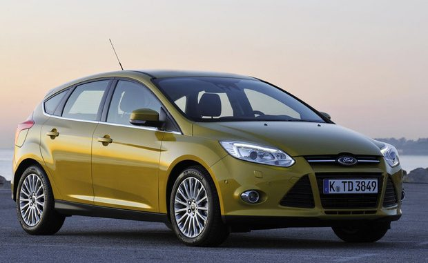 Ford hat Airbag-Probleme bei den Baureihen Kuga, Focus (Bild) und C-Max gemeldet. (Foto: Ford)