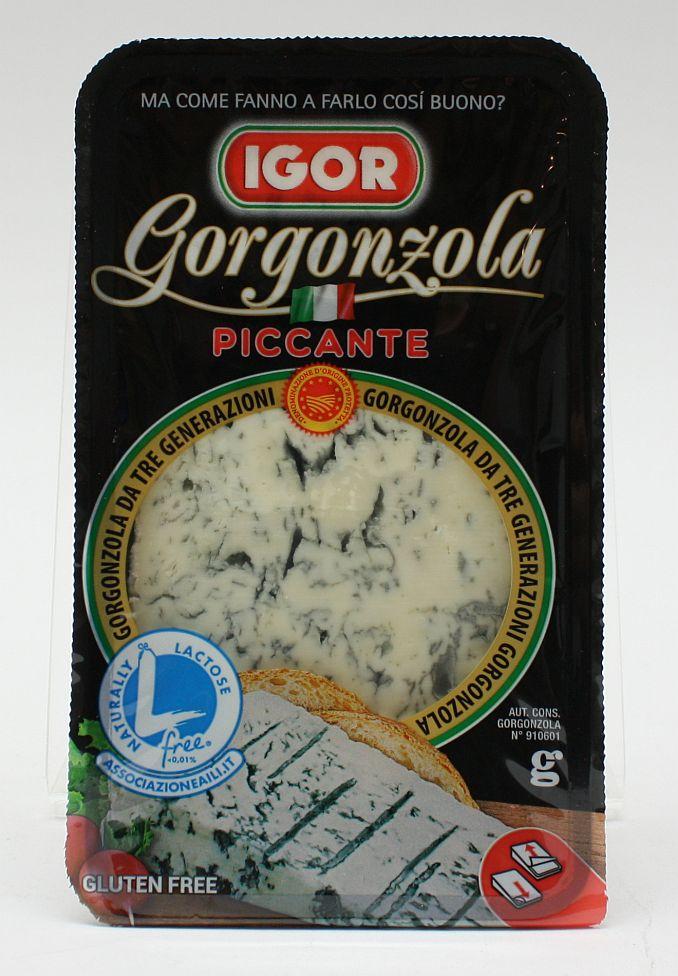 Falsches Mindesthaltbarkeitsdatum angegeben: IGOR Gorgonzola Piccante (Foto: Hersteller)