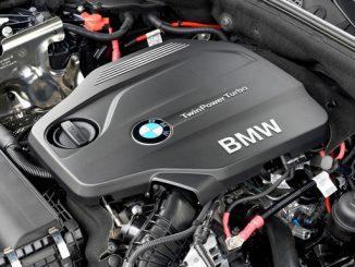 BMW Dieselmotor