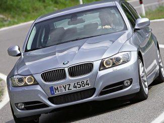 Auch beim BMW 3er (Vormodell) kann die Fahrzeugelektrik ausfallen. (© Foto: BMW)