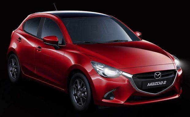 Vom Rückruf sind die Modellreihen Mazda2, CX-3 und MX-5 betroffen. (© Foto: Mazda)