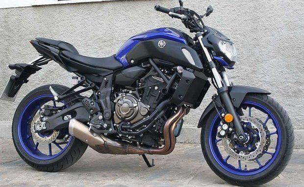 Yamaha ruft in Deutschland rund 6.000 Motorräder der 07er-Baureihe zurück. (Foto: Yamaha)