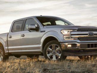 Ford muss in Nordamerika rund zwei Millionen F-150 zurückrufen. (© Foto: Ford)
