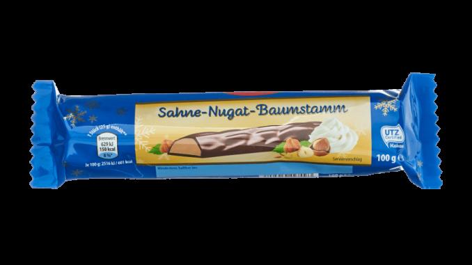 Verpackung vertauscht: Wo Sahne-Nugat drin sein sollte, könnte auch Marzipan drin sein. Gefahr für Mandel-Allergiker. (Foto: Schluckwerder OHG)