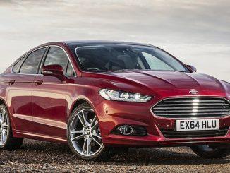 Ford Mondeo Modelljahr 2015