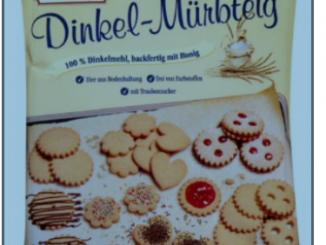 Tante Fanny Frischer Dinkel-Mürbteig