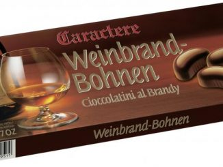 Caractere Weinbrand-Bohnen